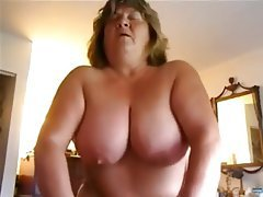 Amateur, BBW, Big Boobs, Granny, POV
