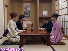 Amateur, Asian, Group Sex, Hardcore, Japanese