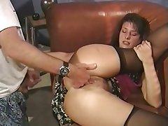 Anal, Babe, Hardcore, Stockings