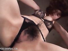 Asian, Hairy, Latina, Masturbation