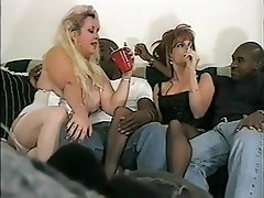 Amateur, Creampie, Cuckold, Group Sex, Interracial