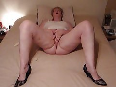 Amateur, BBW, Granny, Masturbation, Mature