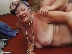 Big Boobs, Granny, Hairy, Mature, Old and Young