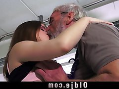Blowjob, Cunnilingus, Old and Young, Spanking, Teen