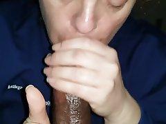 Amateur, Blowjob, Interracial
