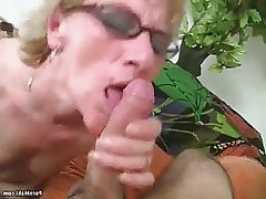 Granny, Hairy, Mature, MILF, Old and Young