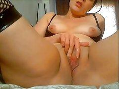 Amateur, BBW, Masturbation, German, Orgasm