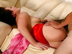 Anal, Mature, Stockings, Old and Young, Lingerie
