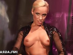 Big Boobs, Femdom, German, MILF, POV