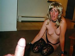 Amateur, Blonde, Blowjob, BDSM