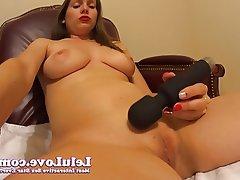 Amateur, Brunette, Masturbation