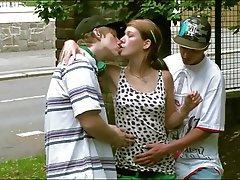 Big Boobs, Gangbang, Group Sex, Orgy, Threesome