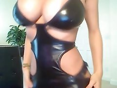Amateur, Big Boobs, Latex, Webcam