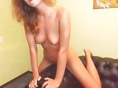 Amateur, Masturbation, Small Tits, Webcam