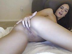 Babe, Masturbation, Webcam
