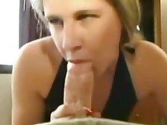 Amateur, Blowjob, Cum in mouth