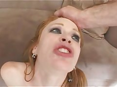 Anal, Double Penetration, Hardcore, Redhead, Threesome
