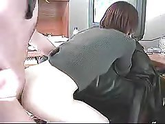 Amateur, Brunette, POV, Secretary