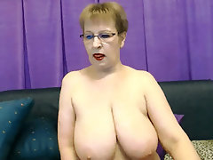 Amateur, Big Boobs, Granny