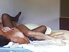 Amateur, Mature, Stockings, Fucking