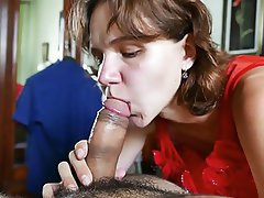 Amateur, Blowjob, Cum in mouth, Russian