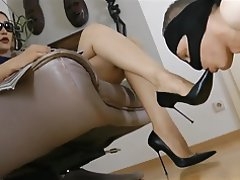 Femdom, Foot Fetish, High Heels, Mistress, BDSM