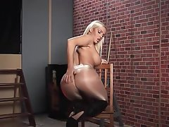 Blonde, Big Boobs, Pantyhose, Pantyhose