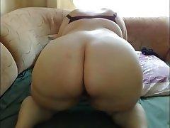 BBW, Close Up, Creampie, Big Butts
