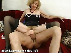 Amateur, Anal, Stockings, French