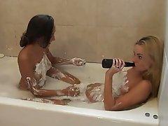 Amateur, Babe, Bathroom, Blonde