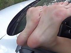 Babe, Close Up, Foot Fetish, Softcore