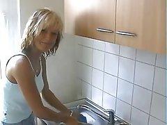 Shower, German, Mature