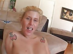 Blonde, Cumshot, Interracial, MILF, Pornstar