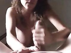 Big Cock, Big Tits, Blowjob, POV, Amateur