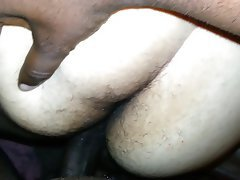 Amateur, BBW, Close Up, Creampie, Interracial