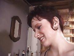 BDSM, Brunette, Femdom, Group Sex, MILF