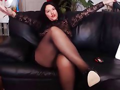 Amateur, POV, Stockings