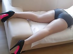 Amateur, Anal, Stockings, Italian