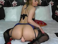 Amateur, Babe, Big Butts, Masturbation, Webcam