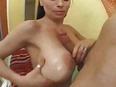 Big Boobs, Blowjob, Brunette, Hardcore, Medical