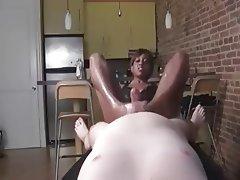 Amateur, Big Butts, Interracial, Masturbation