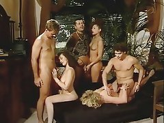 Cumshot, German, Group Sex, Hairy, MILF