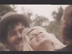 Blonde, Group Sex, Threesome, Vintage