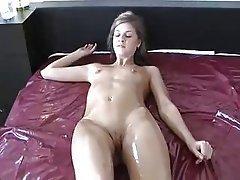 Babe, Hardcore, Small Tits, Threesome