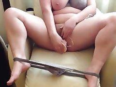 Amateur, BBW, Big Boobs, Masturbation