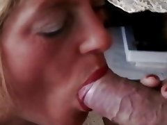 Amateur, Blowjob, Cumshot, German, Threesome