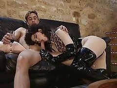 BDSM, French, Group Sex, Latex, Vintage