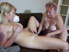 Amateur, Lesbian, Mature, Old and Young