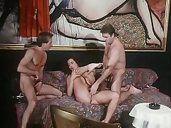 Anal, Group Sex, Hairy, Stockings
