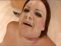 BBW, Gangbang, Interracial